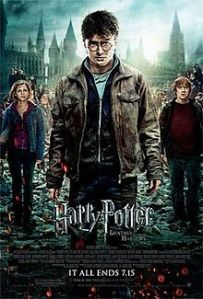 Harry Potter Deadly Hallows Part 2 Poster
